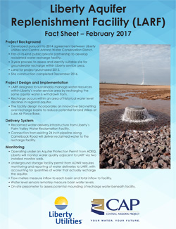 Libery Aquifer Fact Sheet